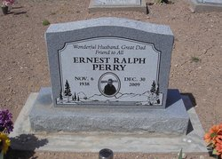 Ernest Ralph Perry