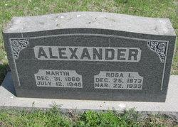 Martin Alexander