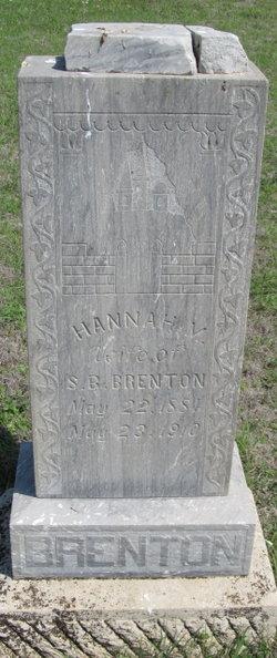Hannah M. Brenton