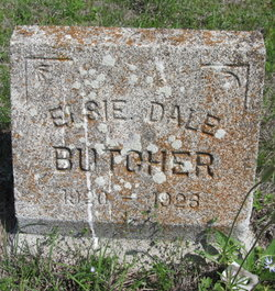 Elsie Dale Butcher