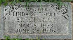 Linda Sue <i>Farley</i> Buschjost