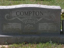 Flossie <i>Skinner</i> Compton