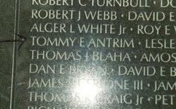 Sgt Tommy Edward Antrim