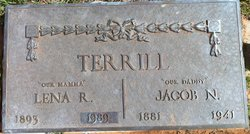 Jacob Newton Terrill