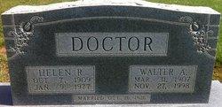 Walter Alexander Walt Doctor