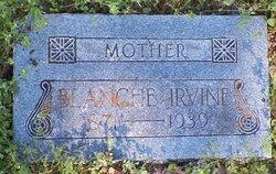 Blanche <i>Boulware</i> Irvine