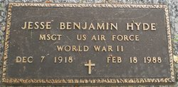 Jesse Benjamin Hyde