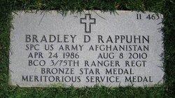 Spec Bradley D Rappuhn