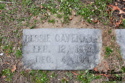 Bessie <i>Hyatt</i> Cavenaugh