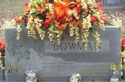 Mickey Ray Bowman