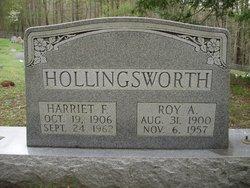Harriet Frances <i>Kibler</i> Hollingsworth