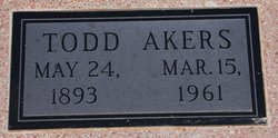 Toliver J. Todd Akers