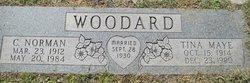 Cecil Norman Woodard