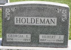 Georgia Evalyn <i>Kern</i> Holdeman
