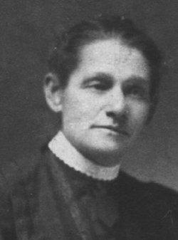 Mary Francis Josephine Josie <i>Uhlrich</i> Sanders