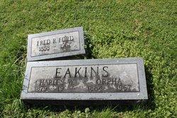 Orpha <i>Ford</i> Eakins