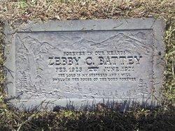 Zebby Calvin Battey