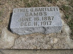 Ethel G. <i>Bartlett</i> Gambs