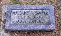 Margaret V. <i>Bisdorf</i> Hawver