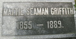Mattie Seaman Griffith