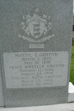 Virginia Ruth Griffith
