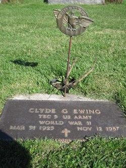 Corp Clyde G. Ewing