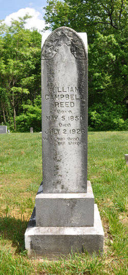William Campbell Reed