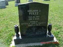 Adelaide Jane <i>Loudenslager</i> Fultz