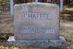 Dorothy Richardson Dot <i>Richardson</i> Chaffee