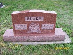 Ina Arlene <i>Eychner</i> Blake