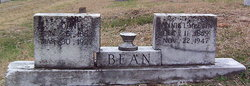 Annie L. <i>McEwin</i> Bean