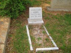 Janie Carr Avary