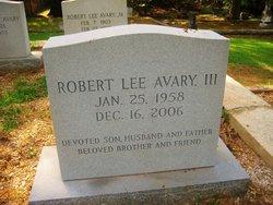 Robert Lee Avary, III