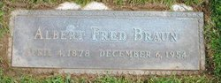 Albert Frederick Braun
