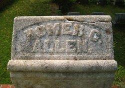 Homer C Allen
