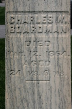 Charles W Boardman