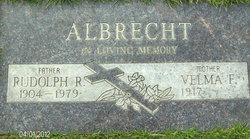 Rudolph R Albrecht