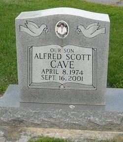 Alfred Scott Cave
