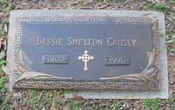 Bessie <i>Shelton</i> Causey