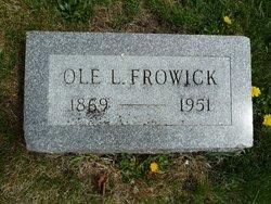 Ole Frowick