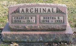 Charles E Archinal