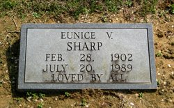 Eunice V. Sharp