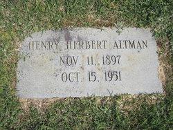 Henry Herbert Altman