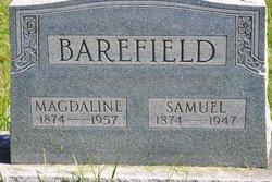 Mary Magdaline <i>Stewart</i> Barefield