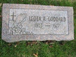 Leota R. <i>Berrisford</i> Goddard