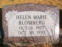 Helen Marie Blomberg