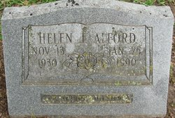 Helen I. Alford
