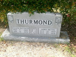 Elease <i>DeLoach</i> Thurmond