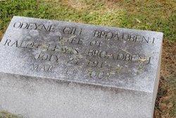 Odeyne B.B. <i>Gill</i> Broadbent