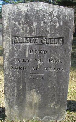 Amasa Cooke